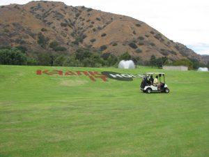 Krank It Logo San Dimas Golf Course