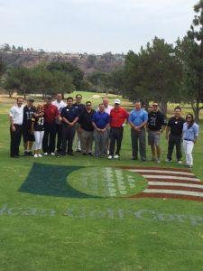 San Dimas Canyon American Golf GrassAds